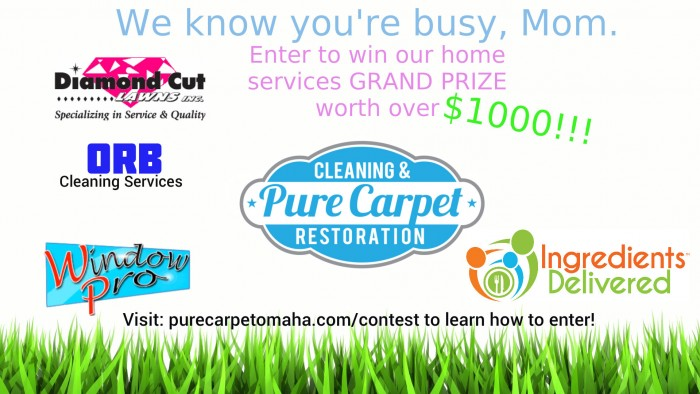 Busy Mom Grand Prize giveaway