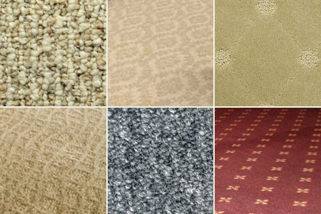 carpet selection and installation - carpet styles